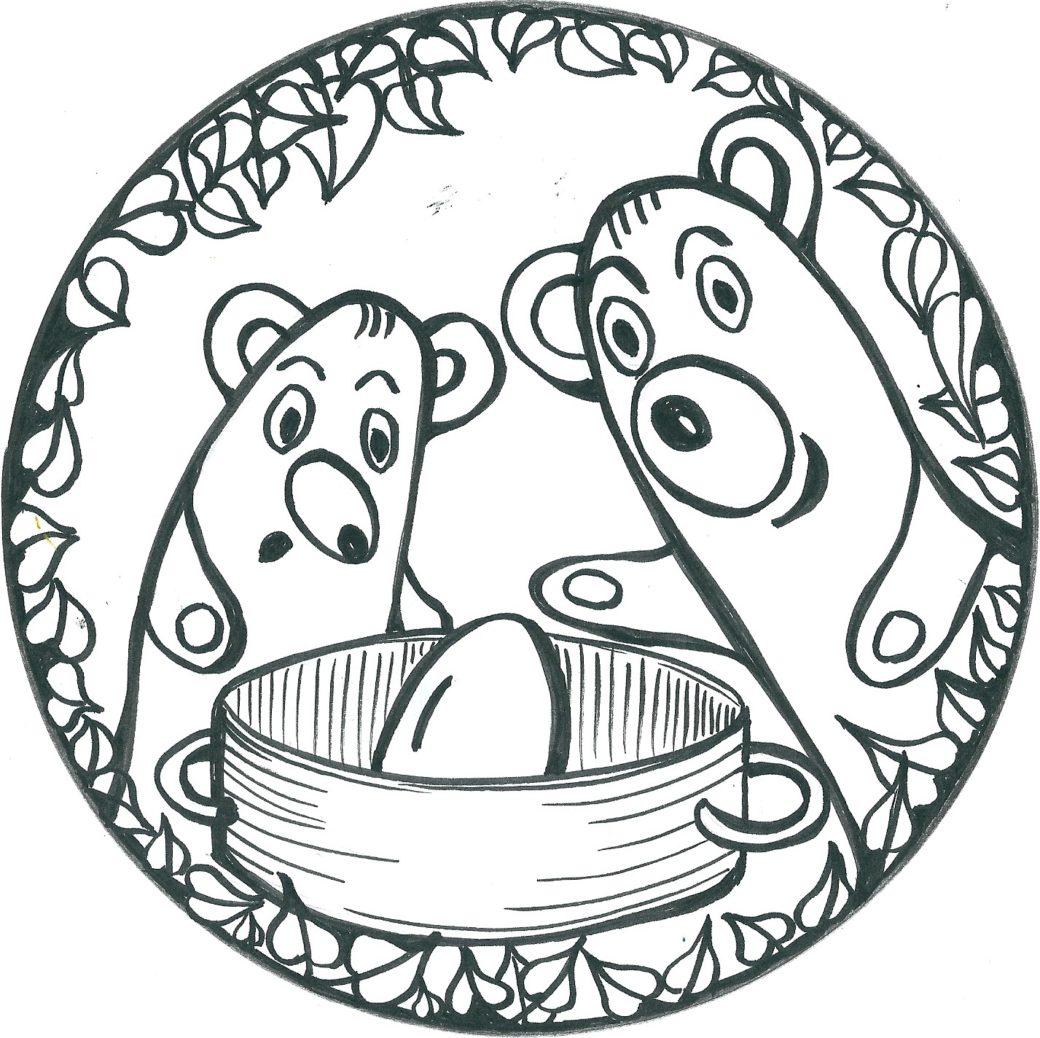 Medvídci a vajíčko